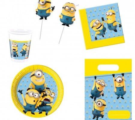 Shopping - Ratgeber Minions-Party-Karton-450x400 Minions - Einfach unverbesserlich