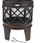 Shopping - Ratgeber tepro-1127-gracewood-fire-basket-bronze-12-piece-150x150 10 Tipps für eine gelungene Outdoor-Herbst-Party