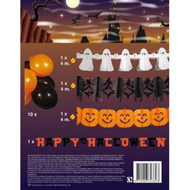 Shopping - Ratgeber boland-74389-halloween-party-set-luftballons-girlanden Freuen auf die Halloween Party