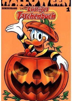 Shopping - Ratgeber lustiges_taschenbuch_halloween01-287x400 Gruseliges aus Entenhausen - Lustiges Taschenbuch Halloween