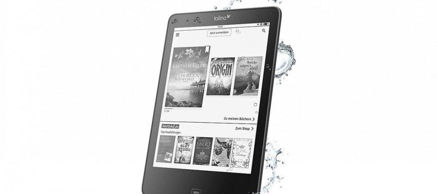 Shopping - Ratgeber tolino-epos-eBook-Reader-900x400 tolino epos eBook-Reader für 219 EUR statt 249 EUR