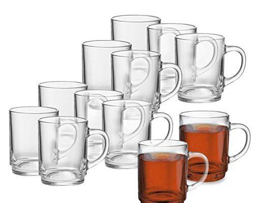 Shopping - Ratgeber 12-teiliges-teeglas-set-fr-kalt-und-heigetrnke-grog-glhweinglser-500x400 Punsch oder Glühwein in der richtigen Tasse trinken