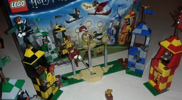 Shopping - Ratgeber 20180925_202031-e1537900035918-600x330 LEGO® 75956 Quidditch™ Turnier Bauset 500 Teile / Match 2018