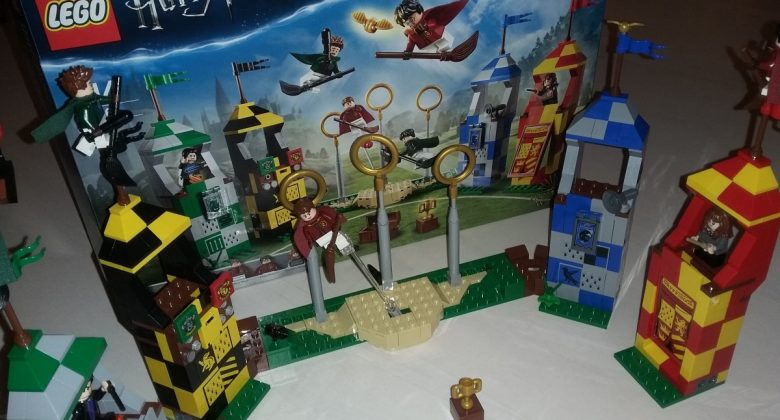 Shopping - Ratgeber 20180925_202031-e1537900035918-780x420 LEGO® 75956 Quidditch™ Turnier Bauset 500 Teile / Match 2018