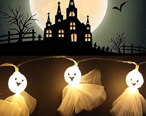 Shopping - Ratgeber elec-tech-halloween-geist-elf-lichterkette-led-schnurlicht-15m-10-leds-500x400 Gruselige Außendeko zu Halloween