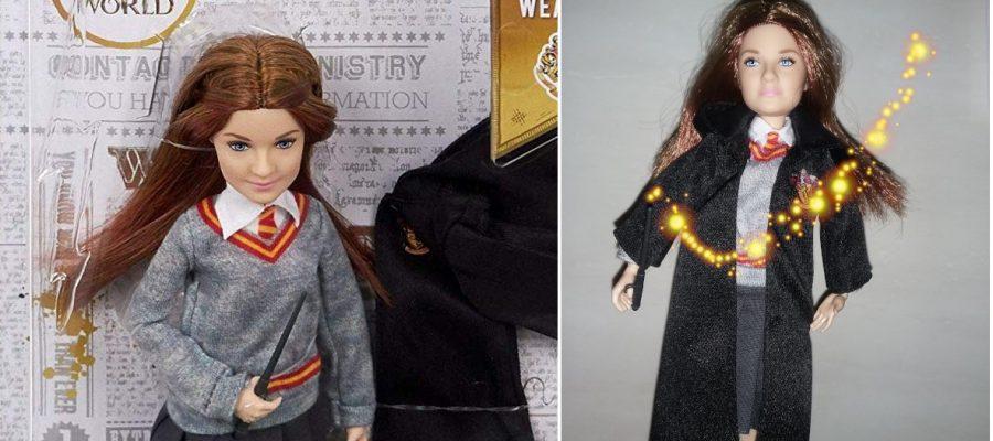 Shopping - Ratgeber ginny-weasley-900x400 Ginny Weasley Puppe von Mattel ausprobiert - Harry Potter - FYM53