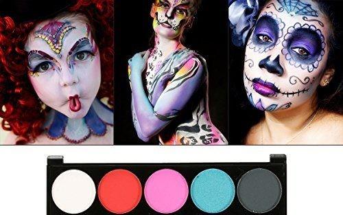 Shopping - Ratgeber schminke-make-up-1 Halloween Kostüme und Schmink-Artikel