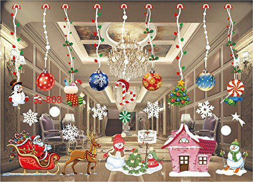 Stimmungsvolle Fensterbilder Und Fensterdeko Für Weihnachten